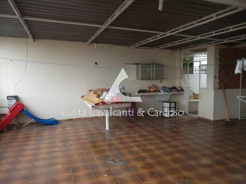 - Apartamento 3 quartos à venda Del Castilho, Rio de Janeiro - R$ 400.000 - TJAP30265 - 16