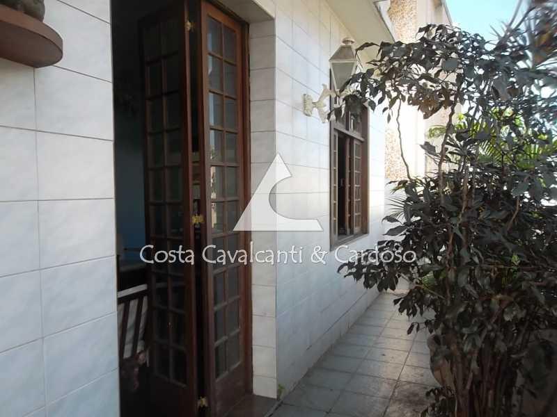 7 terraço - Cobertura 3 quartos à venda Tijuca, Rio de Janeiro - R$ 950.000 - TJCO30045 - 8