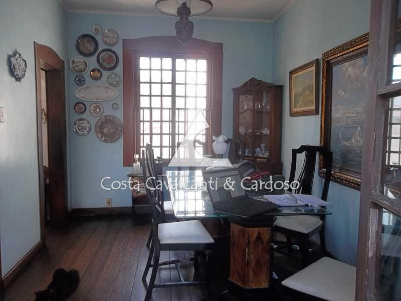 9 sala jantar - Cobertura 3 quartos à venda Tijuca, Rio de Janeiro - R$ 950.000 - TJCO30045 - 10