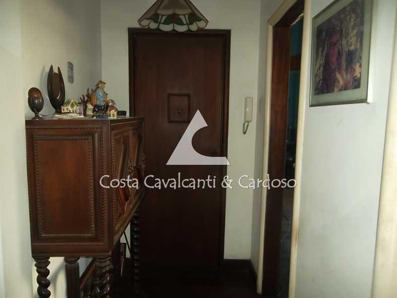 12 entrada social - Cobertura 3 quartos à venda Tijuca, Rio de Janeiro - R$ 950.000 - TJCO30045 - 13