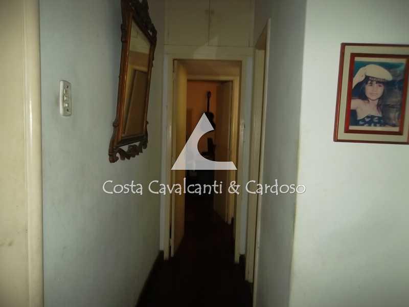 13 circulação - Cobertura 3 quartos à venda Tijuca, Rio de Janeiro - R$ 950.000 - TJCO30045 - 14