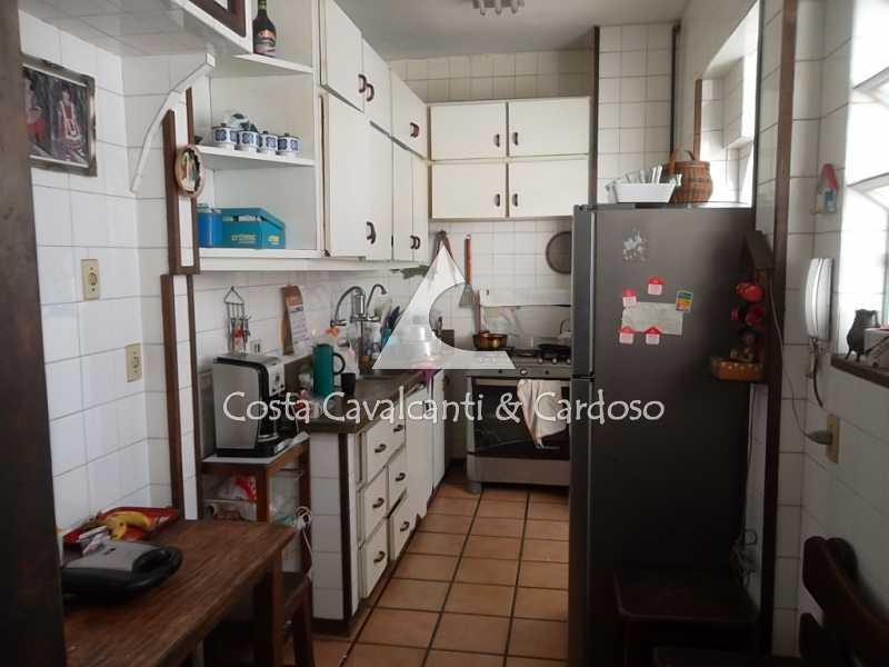 14 cozinha - Cobertura 3 quartos à venda Tijuca, Rio de Janeiro - R$ 950.000 - TJCO30045 - 15