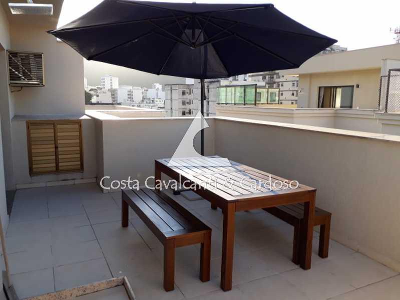 - Cobertura 3 quartos à venda Grajaú, Rio de Janeiro - R$ 998.000 - TJCO30046 - 4