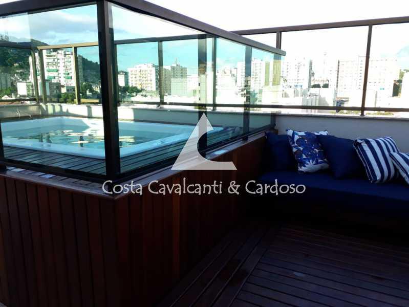 - Cobertura 3 quartos à venda Grajaú, Rio de Janeiro - R$ 998.000 - TJCO30046 - 3
