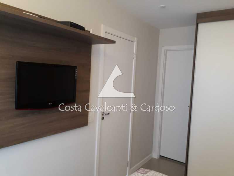 - Cobertura 3 quartos à venda Grajaú, Rio de Janeiro - R$ 998.000 - TJCO30046 - 7