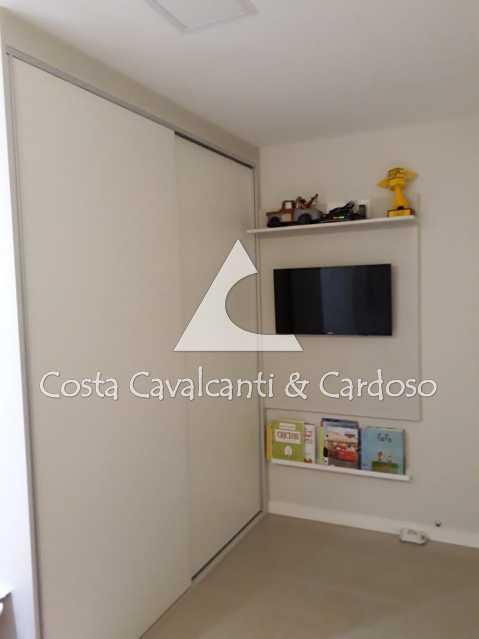 - Cobertura 3 quartos à venda Grajaú, Rio de Janeiro - R$ 998.000 - TJCO30046 - 14