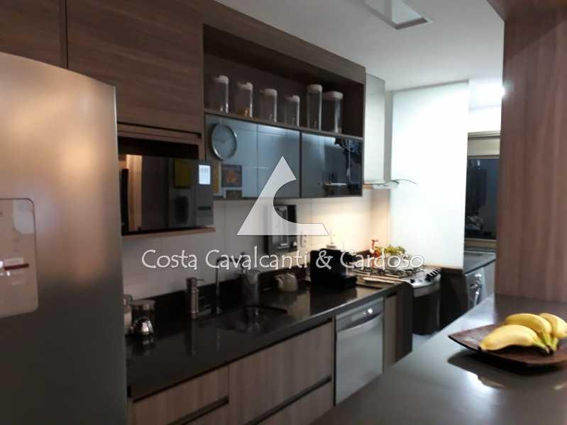 - Cobertura 3 quartos à venda Grajaú, Rio de Janeiro - R$ 998.000 - TJCO30046 - 15
