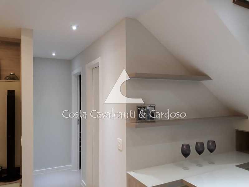 - Cobertura 3 quartos à venda Grajaú, Rio de Janeiro - R$ 998.000 - TJCO30046 - 16