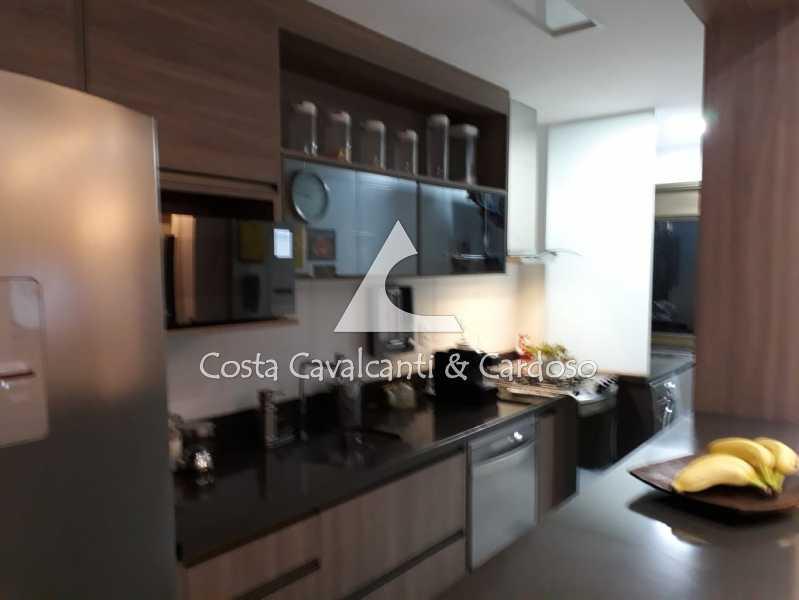 - Cobertura 3 quartos à venda Grajaú, Rio de Janeiro - R$ 998.000 - TJCO30046 - 17