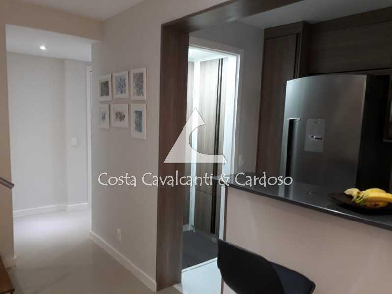 - Cobertura 3 quartos à venda Grajaú, Rio de Janeiro - R$ 998.000 - TJCO30046 - 18