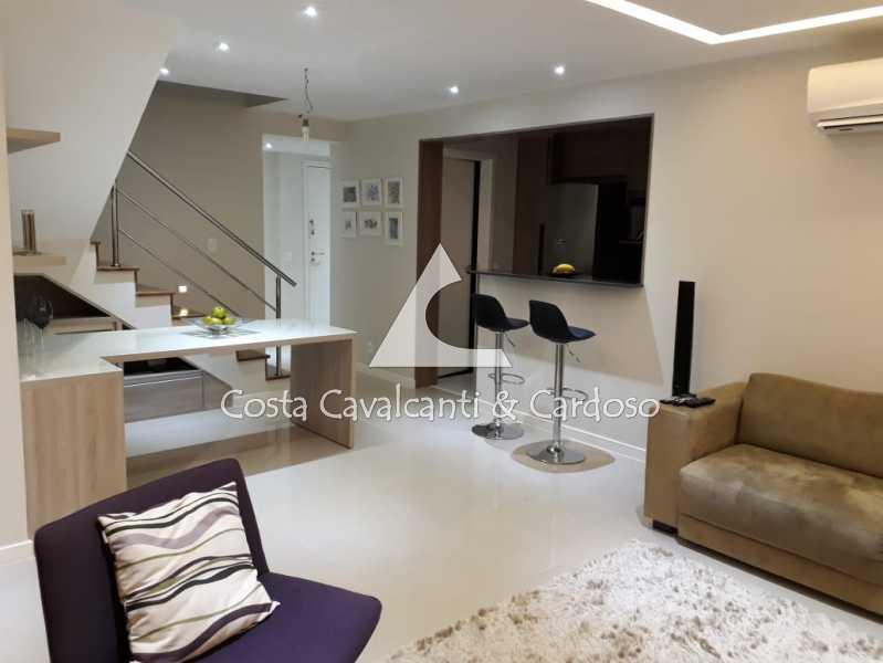 - Cobertura 3 quartos à venda Grajaú, Rio de Janeiro - R$ 998.000 - TJCO30046 - 20
