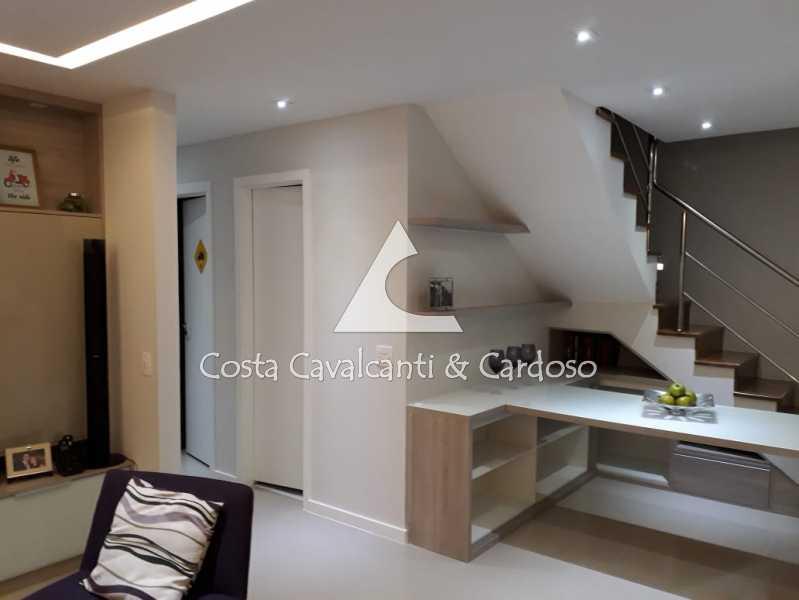 - Cobertura 3 quartos à venda Grajaú, Rio de Janeiro - R$ 998.000 - TJCO30046 - 21