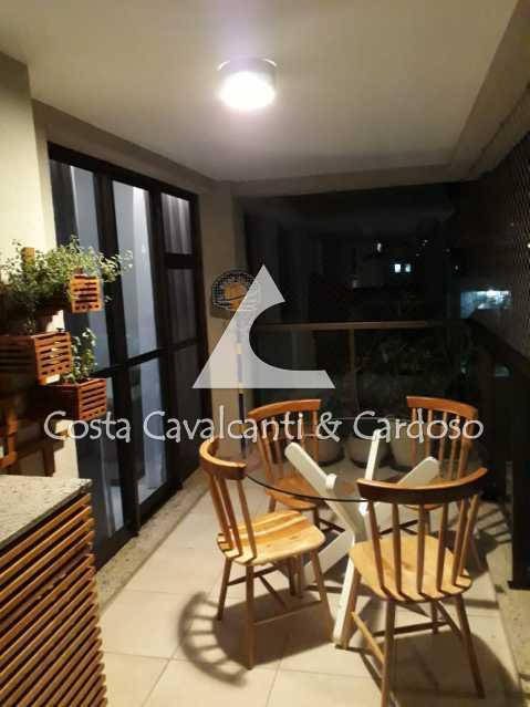 - Cobertura 3 quartos à venda Grajaú, Rio de Janeiro - R$ 998.000 - TJCO30046 - 25