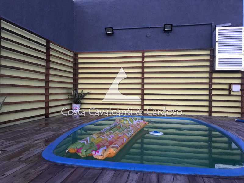 - Cobertura 4 quartos à venda Vila Isabel, Rio de Janeiro - R$ 1.000.000 - TJCO40020 - 21
