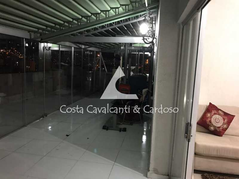 - Cobertura Vila Isabel,Rio de Janeiro,RJ À Venda,4 Quartos,300m² - TJCO40020 - 20