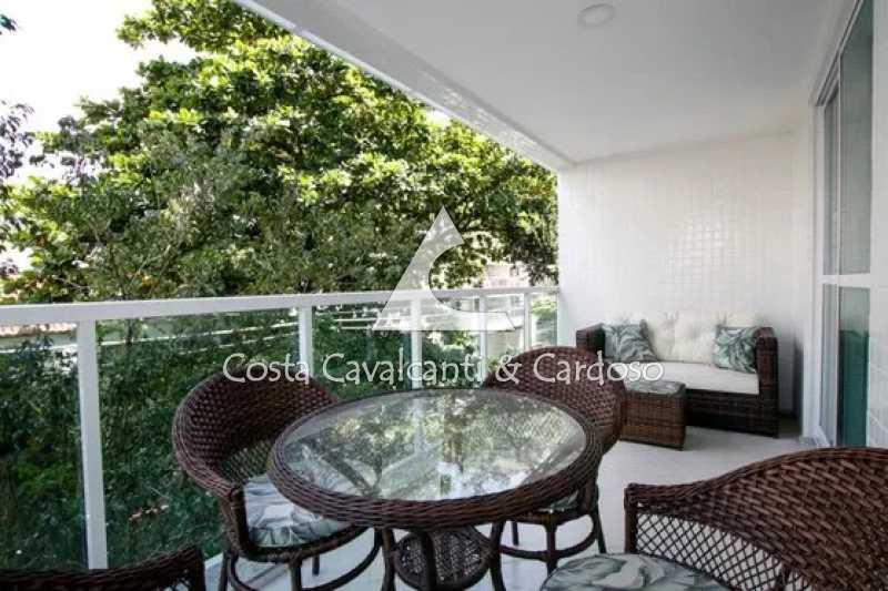 - Apartamento 2 quartos à venda Lins de Vasconcelos, Rio de Janeiro - R$ 430.000 - TJAP20360 - 5