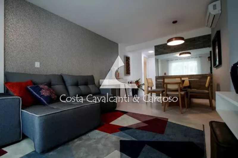 - Apartamento 2 quartos à venda Lins de Vasconcelos, Rio de Janeiro - R$ 430.000 - TJAP20360 - 1