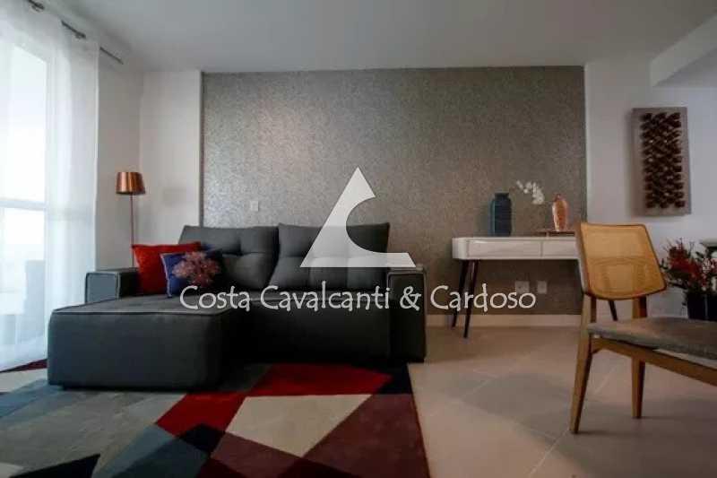 - Apartamento 2 quartos à venda Lins de Vasconcelos, Rio de Janeiro - R$ 430.000 - TJAP20360 - 3