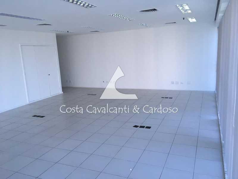 - Sala Comercial Barra da Tijuca,Rio de Janeiro,RJ Para Alugar,60m² - TJSL00030 - 6