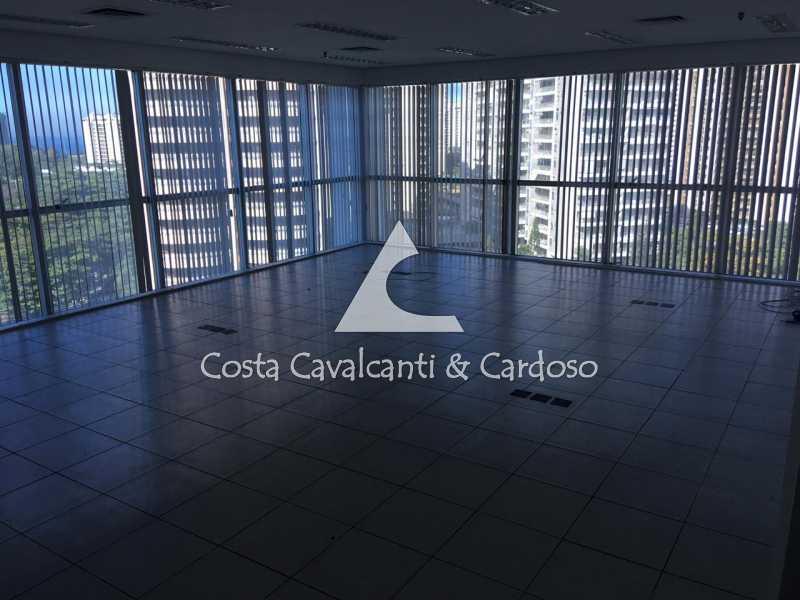 - Sala Comercial Barra da Tijuca,Rio de Janeiro,RJ Para Alugar,60m² - TJSL00030 - 8
