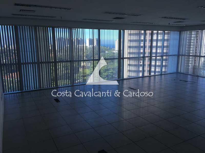 - Sala Comercial Barra da Tijuca,Rio de Janeiro,RJ Para Alugar,60m² - TJSL00030 - 10