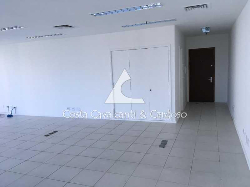 - Sala Comercial Barra da Tijuca,Rio de Janeiro,RJ Para Alugar,60m² - TJSL00030 - 12