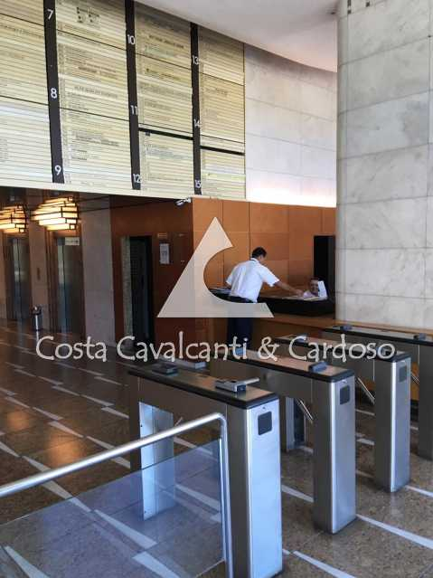 - Sala Comercial Barra da Tijuca,Rio de Janeiro,RJ Para Alugar,60m² - TJSL00030 - 16