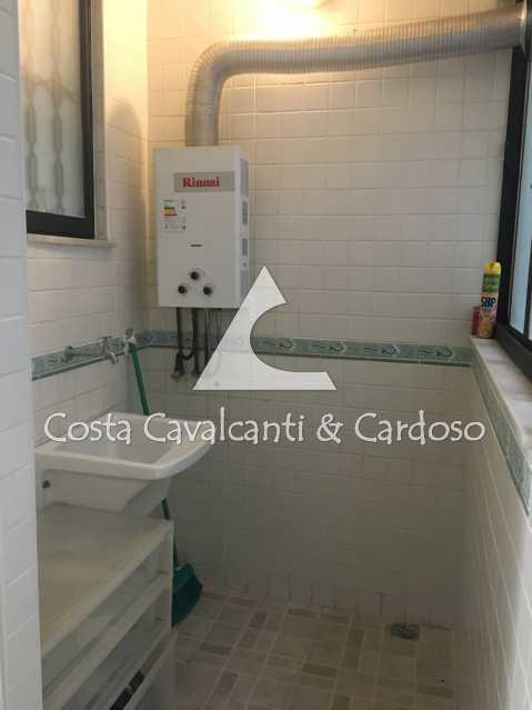 - Apartamento 2 quartos à venda Vila Isabel, Rio de Janeiro - R$ 345.000 - TJAP20368 - 17