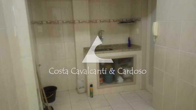 - Apartamento 2 quartos à venda Vila Isabel, Rio de Janeiro - R$ 270.000 - TJAP20378 - 9