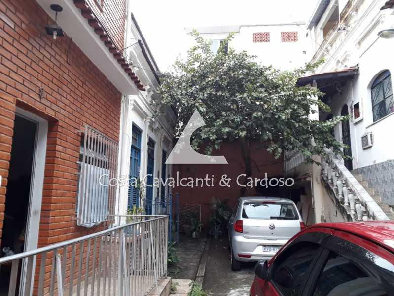 - Casa de Vila Vila Isabel,Rio de Janeiro,RJ À Venda,3 Quartos,140m² - TJCV30019 - 1