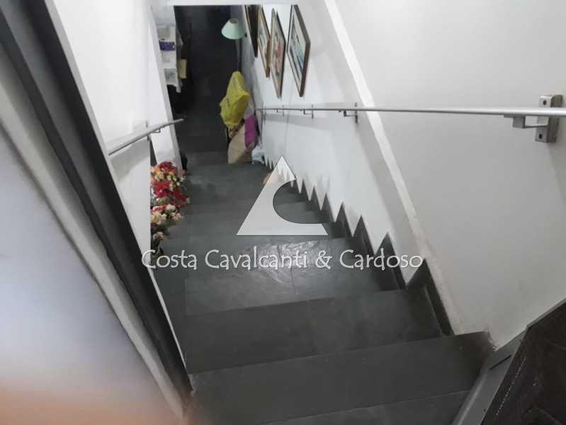 - Casa de Vila Vila Isabel,Rio de Janeiro,RJ À Venda,3 Quartos,140m² - TJCV30019 - 14