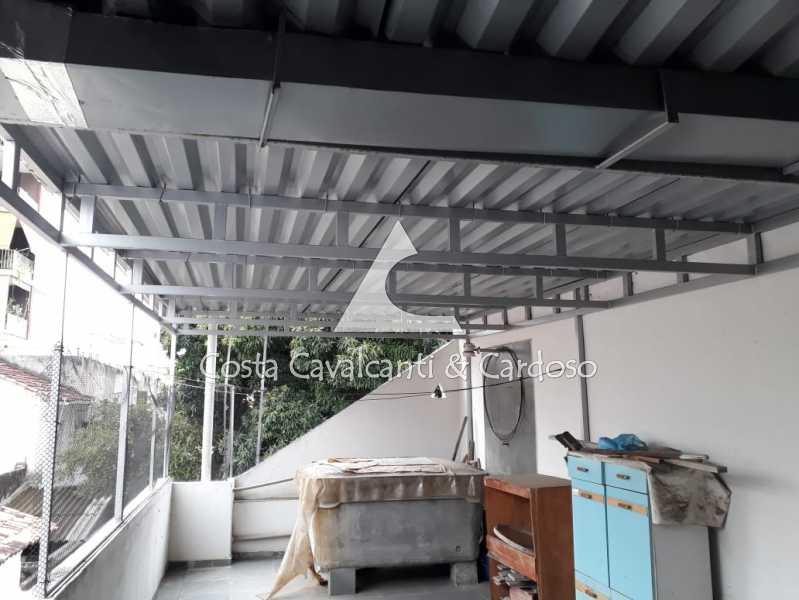 - Casa de Vila Vila Isabel,Rio de Janeiro,RJ À Venda,3 Quartos,140m² - TJCV30019 - 22