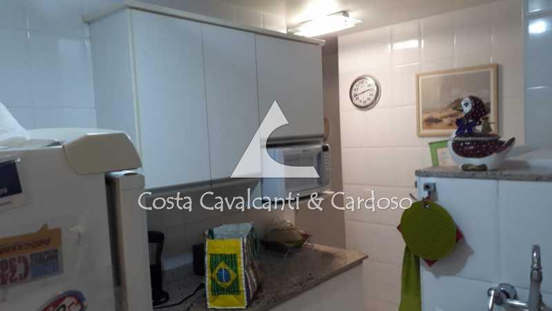 - Apartamento 2 quartos à venda Copacabana, Rio de Janeiro - R$ 950.000 - TJAP20385 - 14