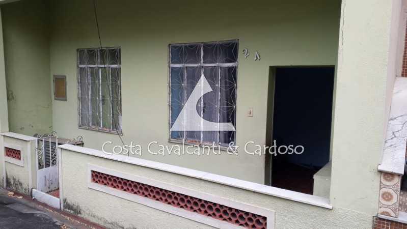- Casa de Vila 2 quartos à venda Méier, Rio de Janeiro - R$ 200.000 - TJCV20008 - 1