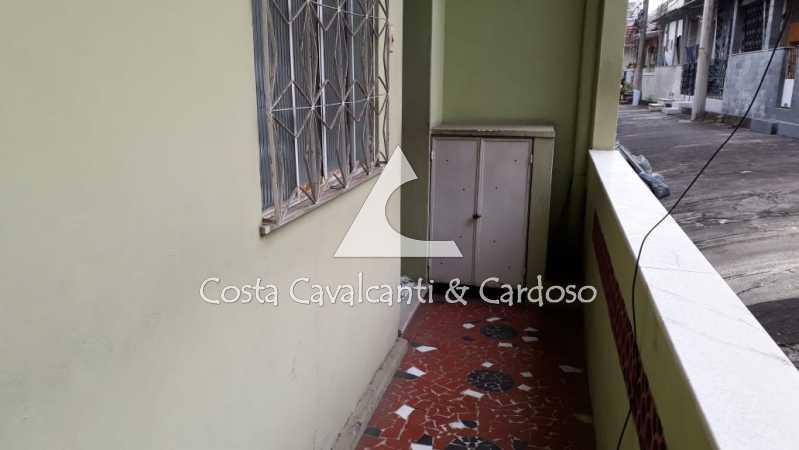 - Casa de Vila 2 quartos à venda Méier, Rio de Janeiro - R$ 200.000 - TJCV20008 - 3