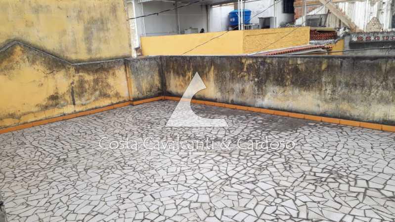 - Casa de Vila 2 quartos à venda Méier, Rio de Janeiro - R$ 200.000 - TJCV20008 - 20
