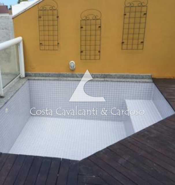 - Cobertura 3 quartos à venda Leblon, Rio de Janeiro - R$ 4.500.000 - TJCO30053 - 3