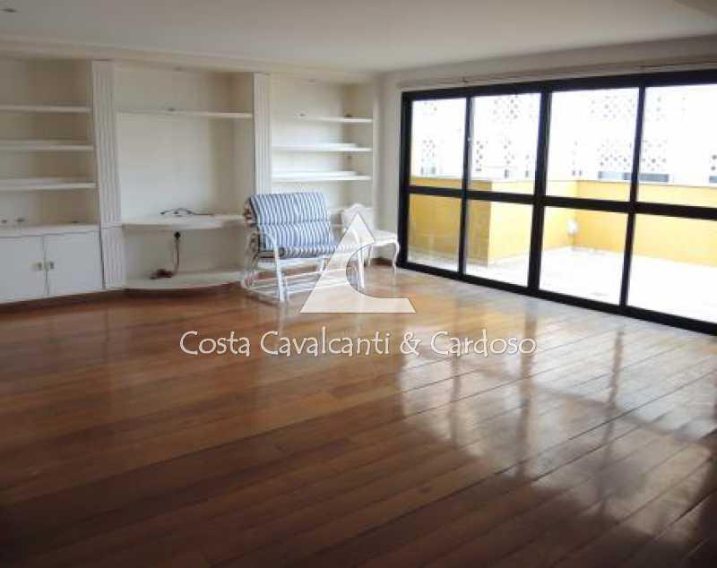 - Cobertura 3 quartos à venda Leblon, Rio de Janeiro - R$ 4.500.000 - TJCO30053 - 9