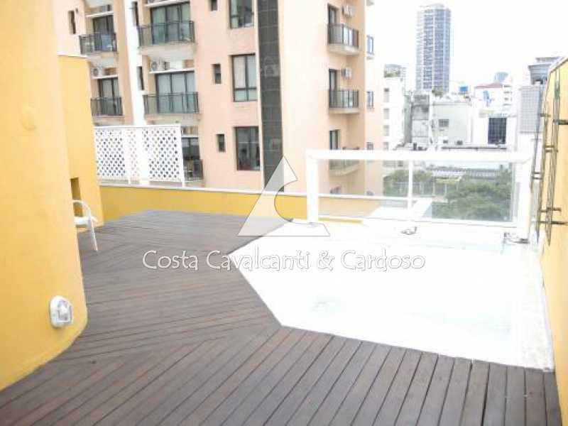 - Cobertura 3 quartos à venda Leblon, Rio de Janeiro - R$ 4.500.000 - TJCO30053 - 12