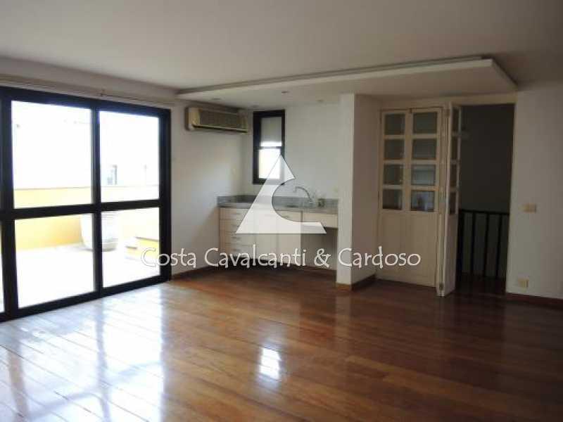 - Cobertura 3 quartos à venda Leblon, Rio de Janeiro - R$ 4.500.000 - TJCO30053 - 21