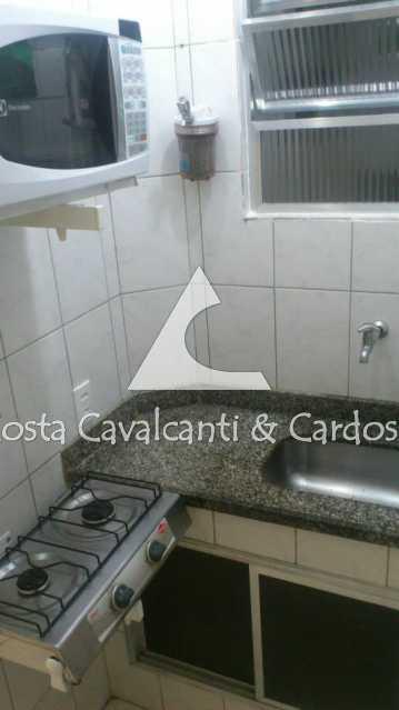 2 - JANELA, COZINHA - Kitnet/Conjugado 24m² à venda Copacabana, Rio de Janeiro - R$ 350.000 - TJKI10007 - 3