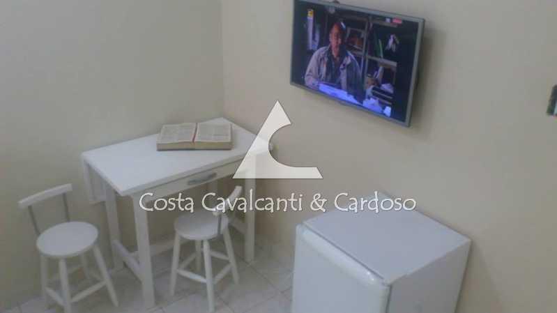 3 - SALA - Kitnet/Conjugado 24m² à venda Copacabana, Rio de Janeiro - R$ 350.000 - TJKI10007 - 4
