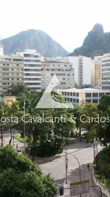 7 - VISTA PRÓXIMO METRÖ - Kitnet/Conjugado 24m² à venda Copacabana, Rio de Janeiro - R$ 350.000 - TJKI10007 - 8