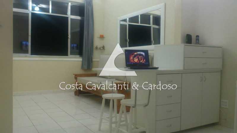 14 - QUARTO, SALA - Kitnet/Conjugado 24m² à venda Copacabana, Rio de Janeiro - R$ 350.000 - TJKI10007 - 15