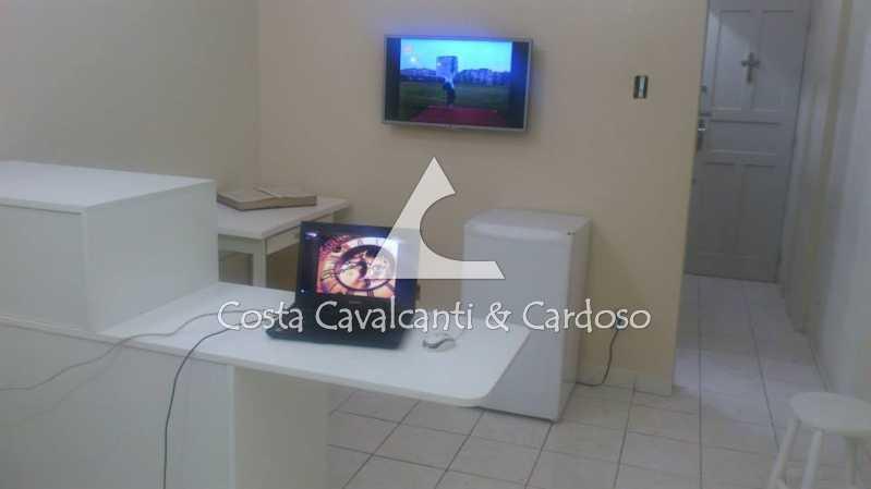 18 - HALL ENTRADA - Kitnet/Conjugado 24m² à venda Copacabana, Rio de Janeiro - R$ 350.000 - TJKI10007 - 19