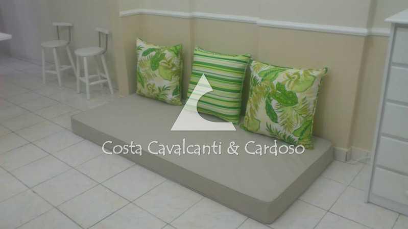 20 - SALA - Kitnet/Conjugado 24m² à venda Copacabana, Rio de Janeiro - R$ 350.000 - TJKI10007 - 21