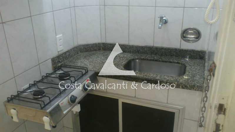 21 - COZINHA - Kitnet/Conjugado 24m² à venda Copacabana, Rio de Janeiro - R$ 350.000 - TJKI10007 - 22