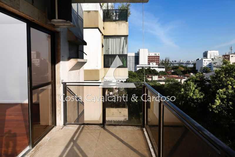 - Cobertura 6 quartos à venda Jardim Botânico, Rio de Janeiro - R$ 3.700.000 - TJCO60001 - 6