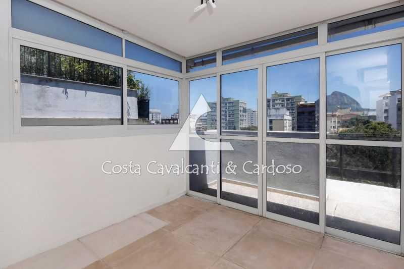 - Cobertura 6 quartos à venda Jardim Botânico, Rio de Janeiro - R$ 3.700.000 - TJCO60001 - 8