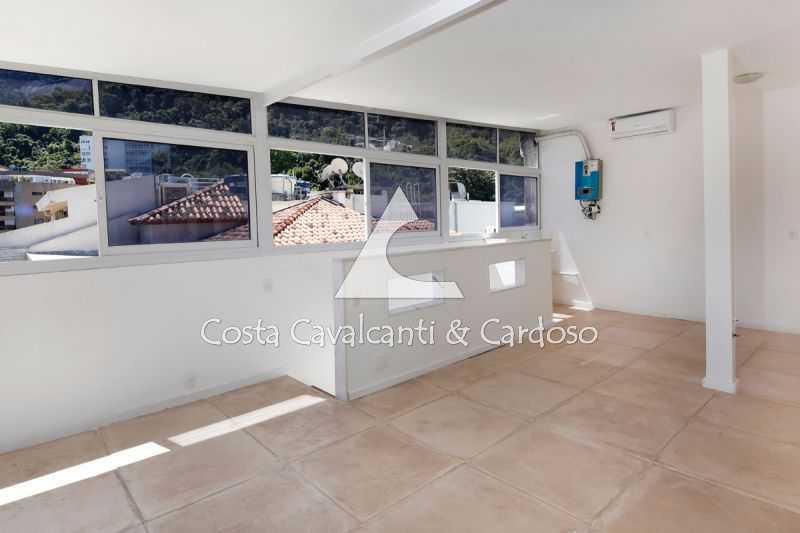 - Cobertura 6 quartos à venda Jardim Botânico, Rio de Janeiro - R$ 3.700.000 - TJCO60001 - 9